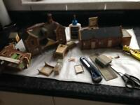 Wanted any model railway items