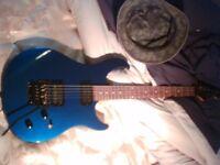 peavey predator exp plus electric guitar