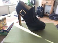 Designer Rupert Sanderson ankle boots in great condition
