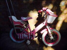 Hello Kitty First Bike 2-4yr