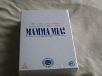 NEW Mamma Mia boxed & extras DVD - (sequel pending)/Classic-gift/personal treat