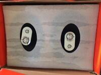 Three way car speakers immaculate condition never usdd