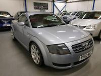 2003 (03) Audi TT 1.8 T Quattro 3dr (180 BHP)