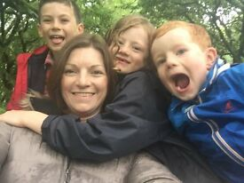 Wanted : Live out Childcarer / Nanny / Mothers help for fun family in Collingham