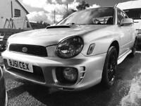 2001 Subaru Impreza WRX