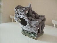 Shipwreck for large fish tank