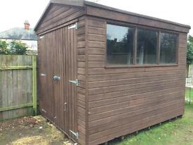 Shed - 10ft x 8ft