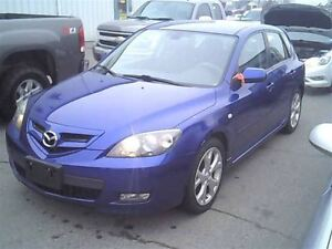 2008 Mazda MAZDA3 SPORT AUTO!!! HATCH!!! FULLY LOADED!!! ALLOYS!