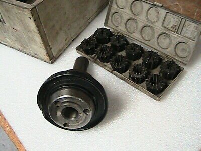 Jacobs Collet Chuck 500 Series Collets