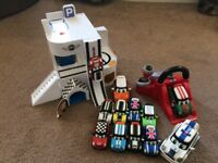 Go Mini Racers toy bundle