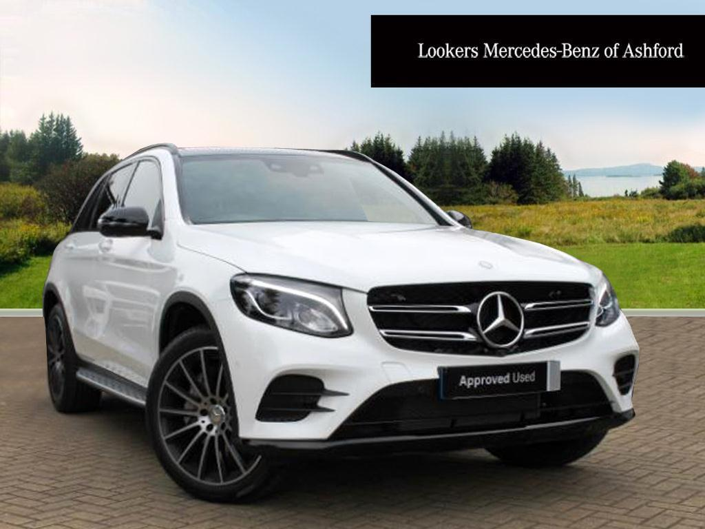 mercedes benz glc class glc 250 d 4matic amg line premium white 2016 07 07 in ashford kent. Black Bedroom Furniture Sets. Home Design Ideas