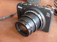 Nikon Coolpix S9700 30x Zoom Camera