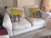 2 seater and single seater couch
