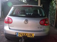 mk5 VW Golf Special Edition 1.9l Diesel