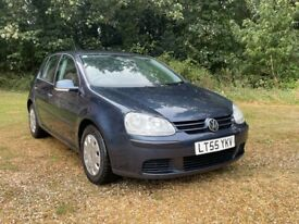 image for Volkswagen, GOLF, Hatchback, 2005, Manual, 1598 (cc), 5 doors