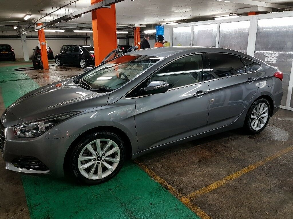 Quick Sale Needed - Hyundai i40 1.7 CRDi Blue Drive SE Nav DCT 4dr (Nav)