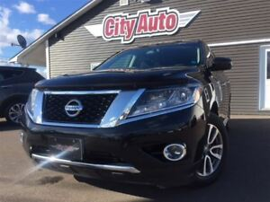 2014 Nissan Pathfinder SV   4X4    Dual Climate Control  7 Passe