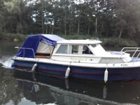 foster 21ft boat