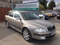 Skoda Octavia 2.0 TDI PD Laurin & Klement DSG 5dr£3,000 p/x welcome FREE WARRANTY , NEW MOT