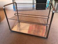 Dish & cutlery rack drainer stainless steel IKEA Ordning