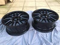BMW MV1 Alloy wheels x2
