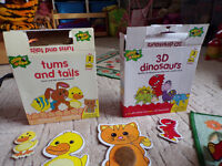 Chimp and Zee Toddler Puzzles