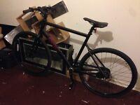 BMC hybrid pushbike
