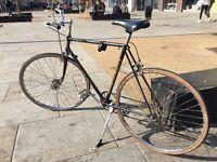 BSA large Gents Vintage town bicycle