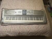 DIGITAL KEYBOARD - Yamaha Portable Grand DGX 305, 76 touch sensitive keys