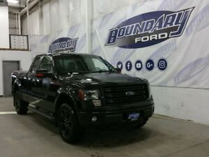 2014 Ford F-150 SuperCab Appearance Package W/ Leather