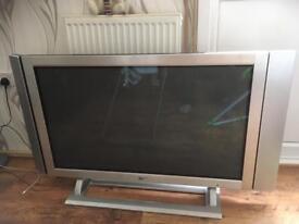 Tiny tv 42inch