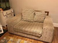 Furniture Village Love Seat