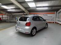 Volkswagen Polo MATCH (silver) 2017-03-02