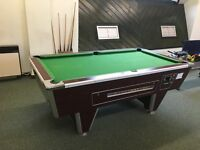 7ft x 4ft Slate Bedded Pool Table