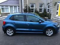 2017 (Apr) Volkswagen Polo 1.2 TSI BlueMotion Tech Match Edition - Very lightly damaged repairable