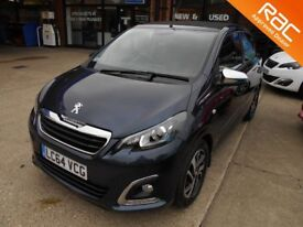 Peugeot 108 Top! Allure 1.2 VTi