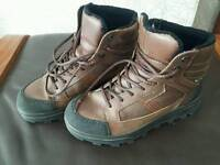 Walking boots - ladies/youth -size 5.5 UK