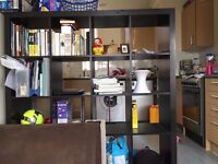 KALLAX Ikea Shelving Unit 4x4 - brown