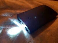 Power Bank PNY 7800mAh flashlight