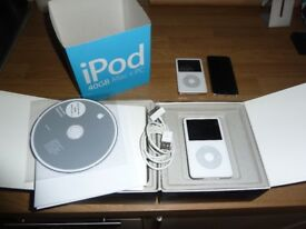 Apple 4G iPod 60GB - In Box Joblot x 3