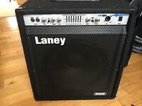 Laney RB4 165w Bass Amplifier Amp Combo - Excellent Condition