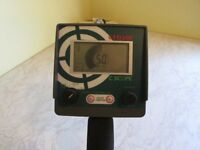 C Scope 1220R Metal Detector