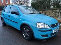 2005 Vauxhall Corsa CDTi 1.3 Diesel £30 TaxDrives Superb. Low Miles. 5 Door