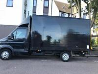 Man and van hire,removal man hire best rates