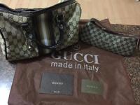 Gucci 2 bags for da price off one