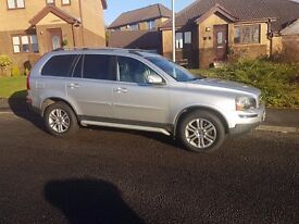 Volvo XC90 2.4 D5 SE Estate Geartronic AWD 5dr 4x4