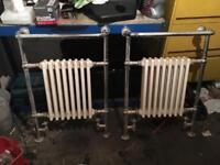 Victorian radiator x2