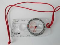 Silva orienteering compass in excellent condition.