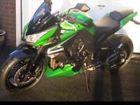 Kawasaki Z1000 DDF