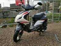 sinnis harrier 125